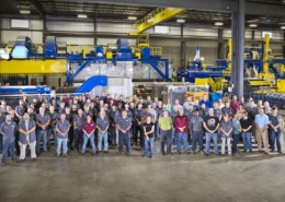 Pennex Aluminum Completes Expansion of its Extrusion Operation in Ohio