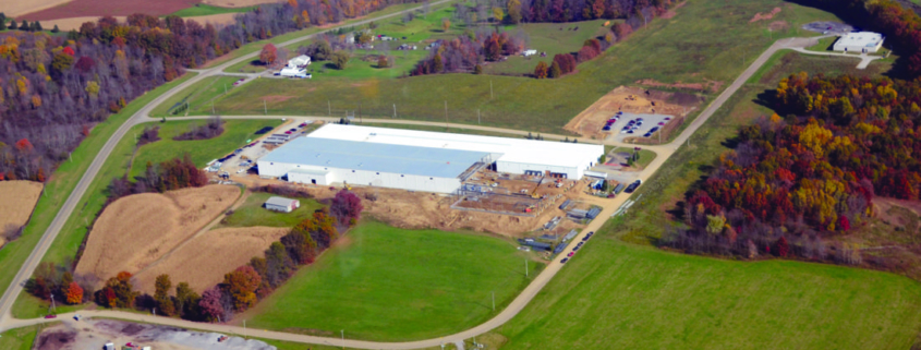 Humtown Product's adds more space in Leetonia