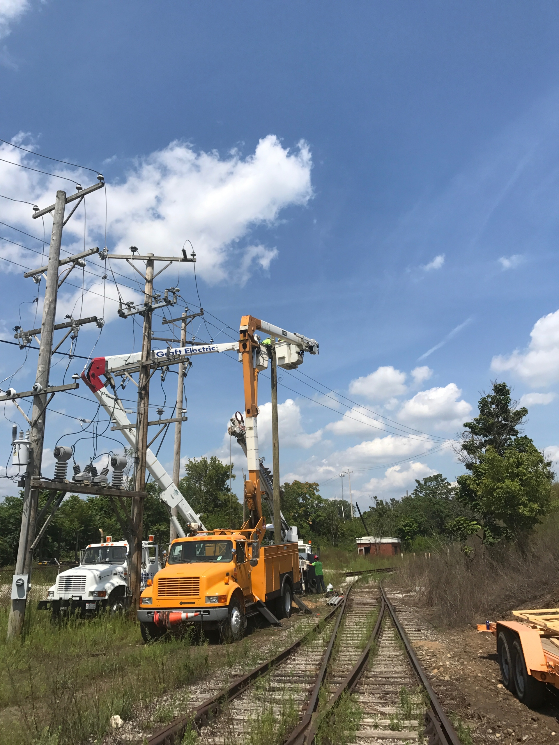 Graft Electric Electrical Project