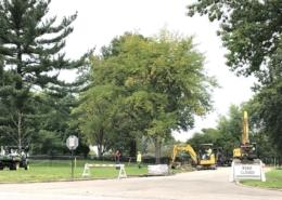 Work begins on Firestone's Legacy Trail Loop