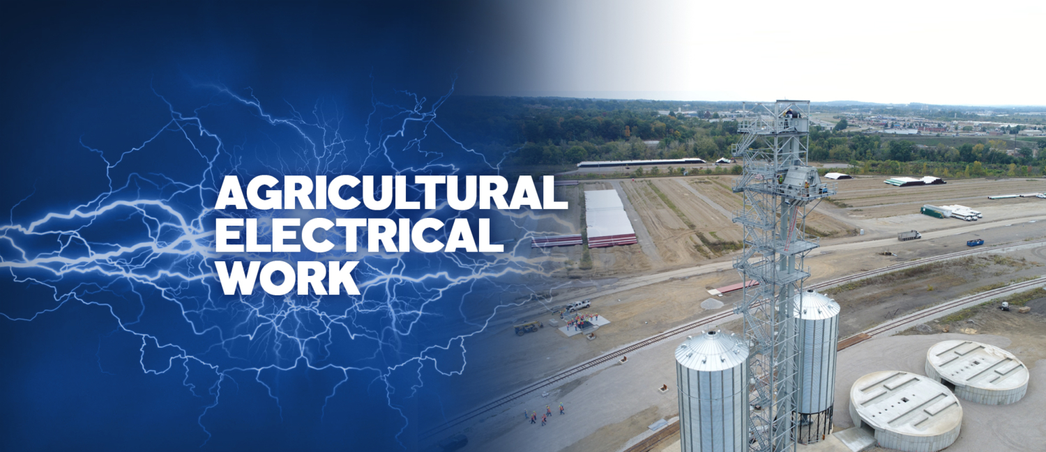 Agricultural Electrical Work