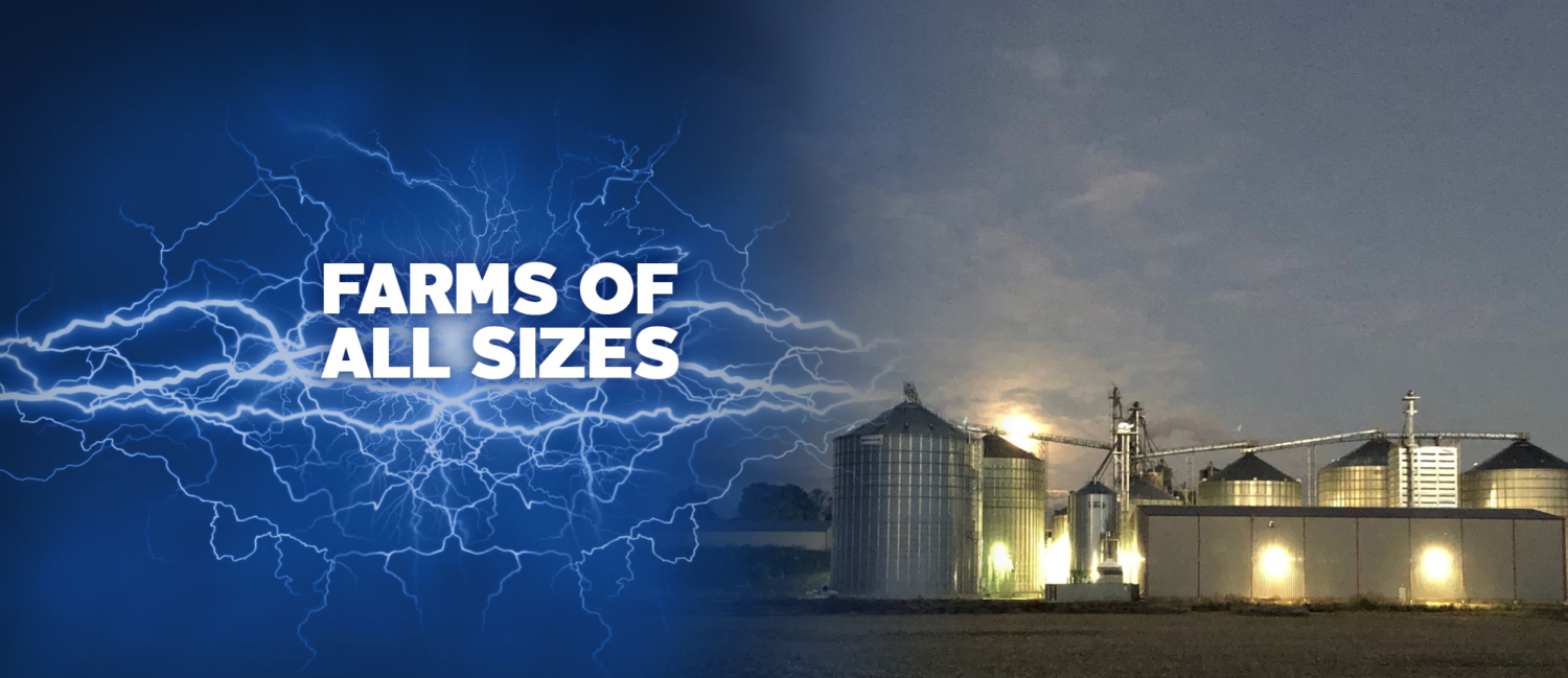 Farms of All Sizes