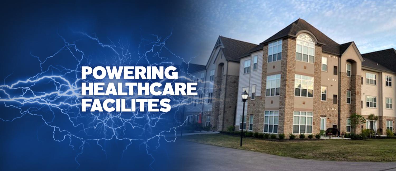 Powering Healthcare Facilities
